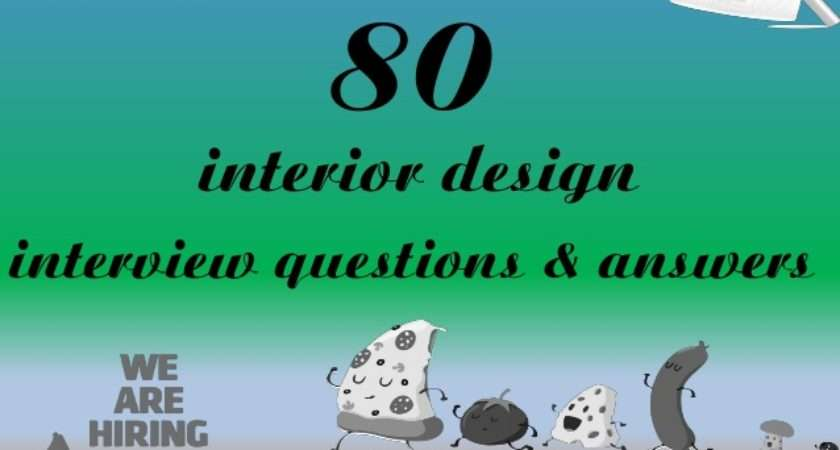 Top Interior Design Interview Questions Answers