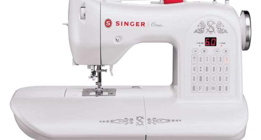 Top Range Singer Sewing Machines Home Centre