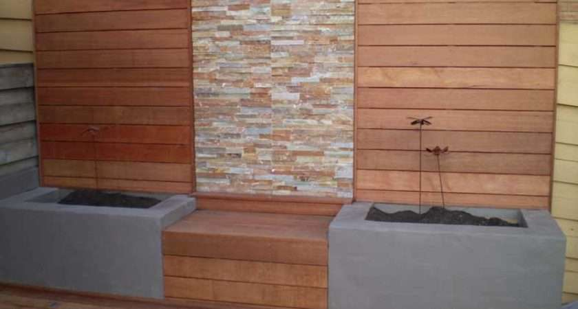 Topic Lots Ideas Outdoor Feature Wall Home Renovation