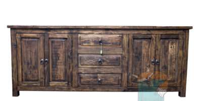 Torro Double Sink Reclaimed Console Sale