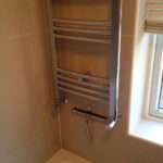 Towel Rail Above Radiator Ikea Kitchen