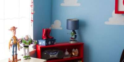 Toy Story Themed Kids Room Design Cor Options