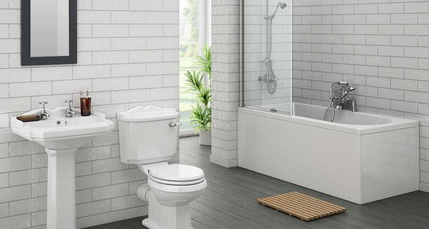 Traditional Bathroom Ideas Victorian Plumbing