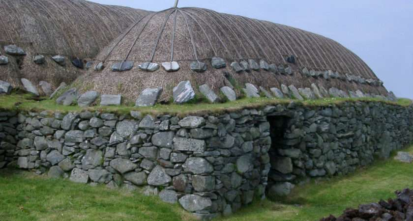 Traditional Blackhouse Hebrides