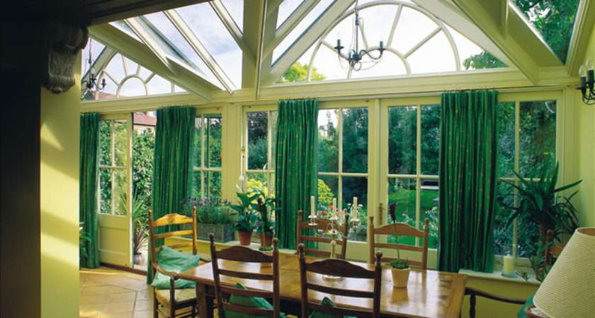 Traditional Conservatory Sunroom East