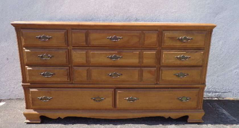 Traditional Dresser Chest Drawers Shabby Chic French