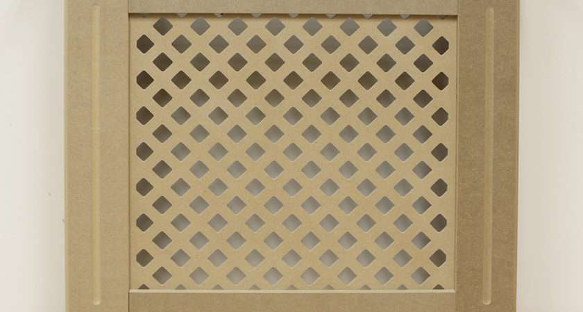 Traditional Home Mini Extra Small Radiator Cabinet