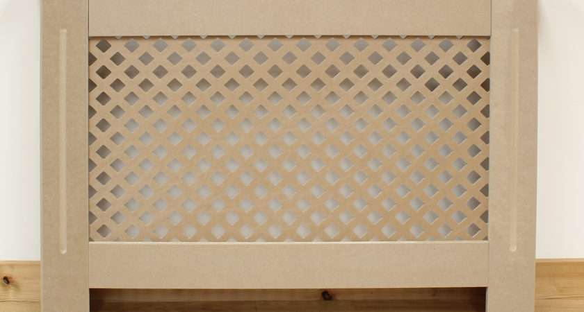 Traditional Home Small Medium Radiator Cabinet Cover