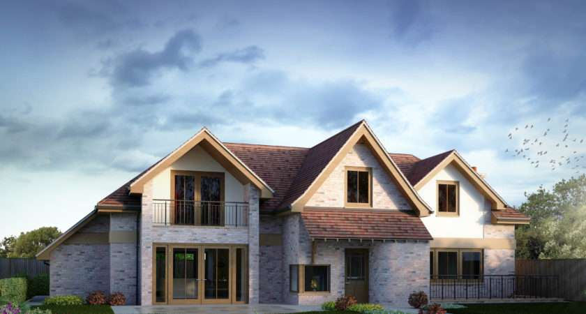 Traditional House Designs Home Style
