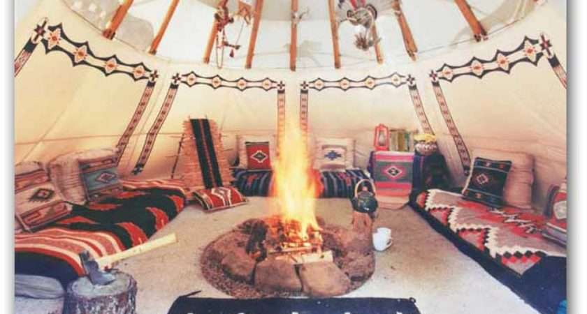 Traditional Native Teepee Red Shaman Intergalactic Ascension Mission