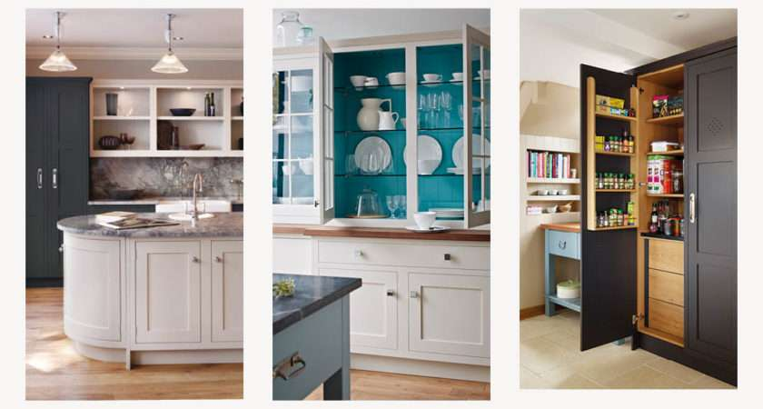 Traditional Shaker Kitchens John Lewis Hungerford