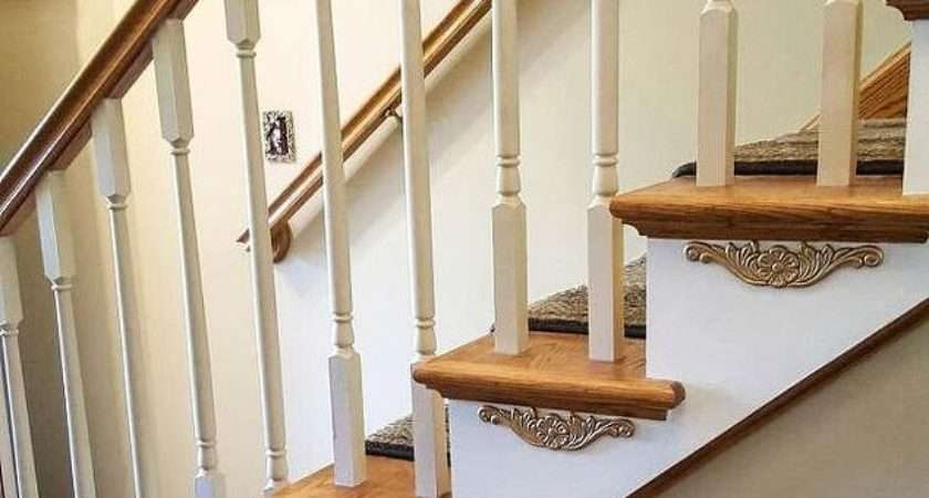 Transform Your Stairs Boring Alluring