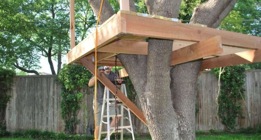 Tree House Building Plans Awesome Build Treehouse