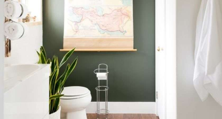 Trendy Bathroom Color Palettes One Thing Three Ways