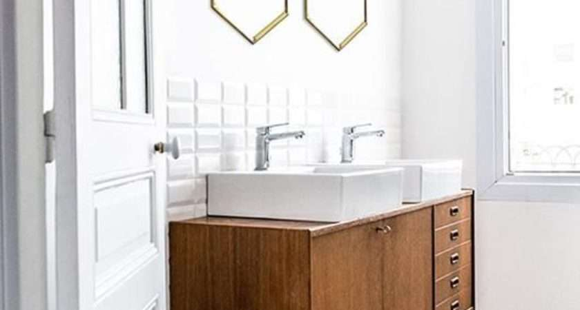Trendy Mid Century Modern Bathrooms Get Inspired