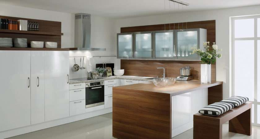 Trendy New Kitchen Designs Example Pics