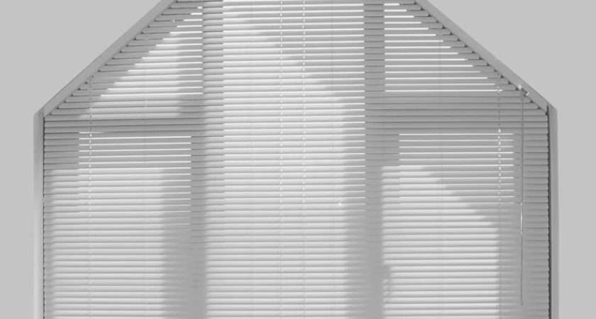 Triangle Apex Window Blinds Shutters Avanti Shaped