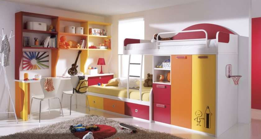 Tribu Kids Bedroom Childrens Furniture Beds Cabin