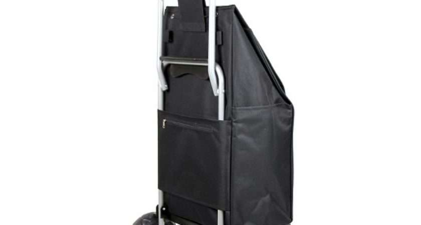 Trolley Dolly Mobile Cart Black Dbest Target