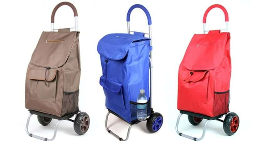 Trolley Dolly Rolling Travel Bag Groupon Goods