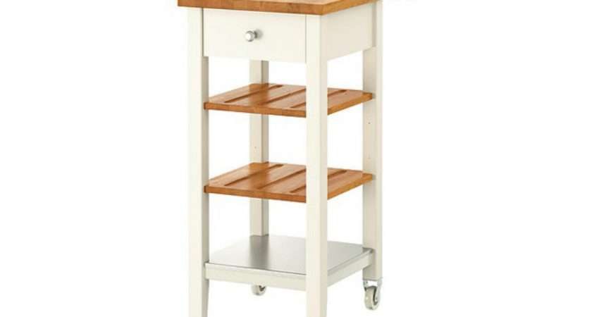 Trolley Ikea Ideal Smallest Spaces Kitchen Island
