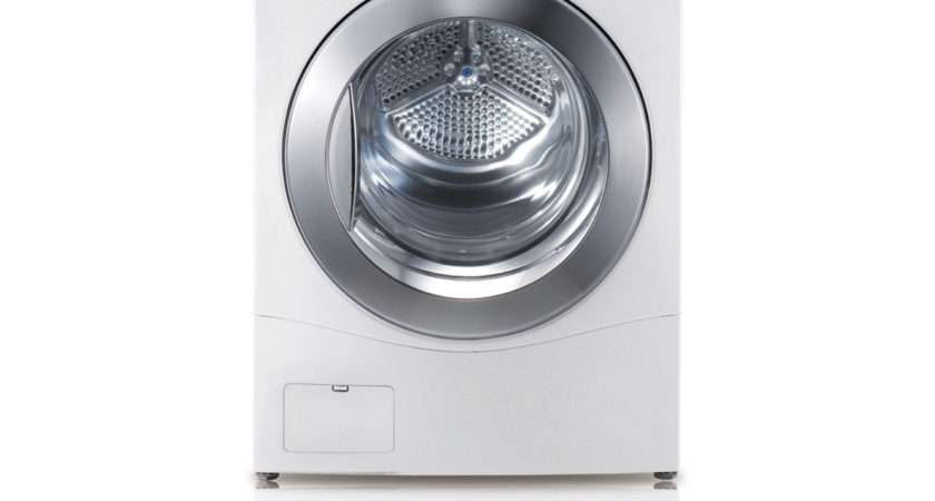 Truesteam Condenser Tumble Dryer White