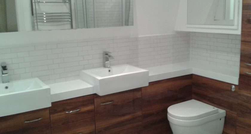 Try Fit Fitted Bathroom Furniture Get Modernized