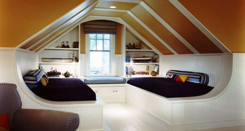 Turn Your Home Attic Into Living Space Build House