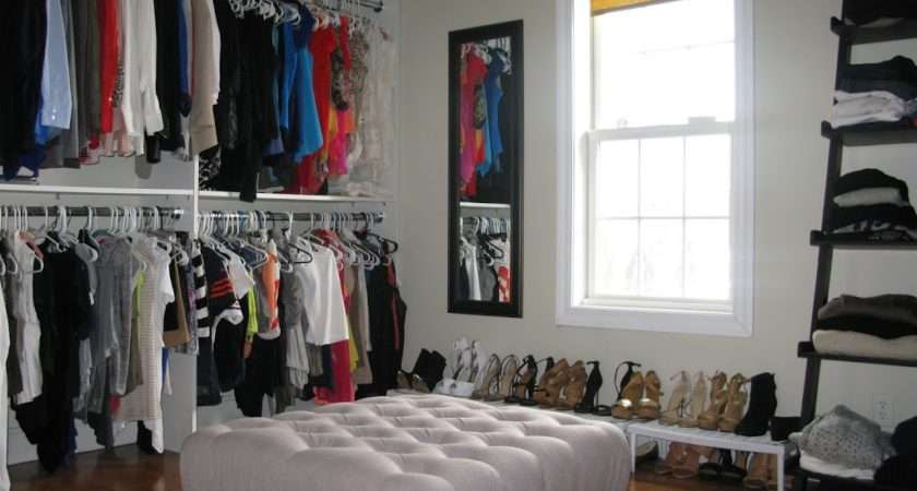 Turning Spare Bedroom Into Dressing Room