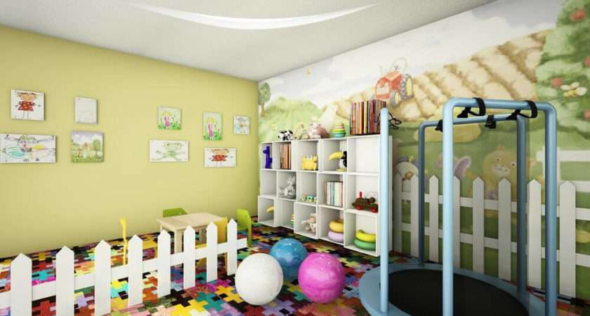 Turning Your Garage Into Playroom Doors