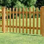 Types Garden Fencing Ideas