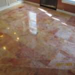 Types Stone Floor Finishes Fuller Care