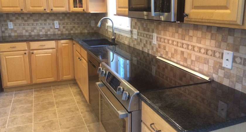 Typical Thickness Granite Countertop