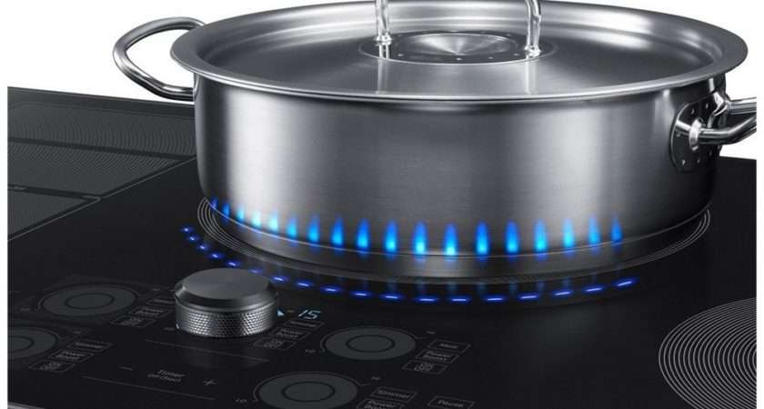 Ugsamsung Appliances Induction Cooktop Black