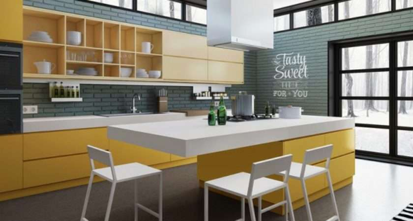 Ultra Modern Kitchen Designs Leave Speechless