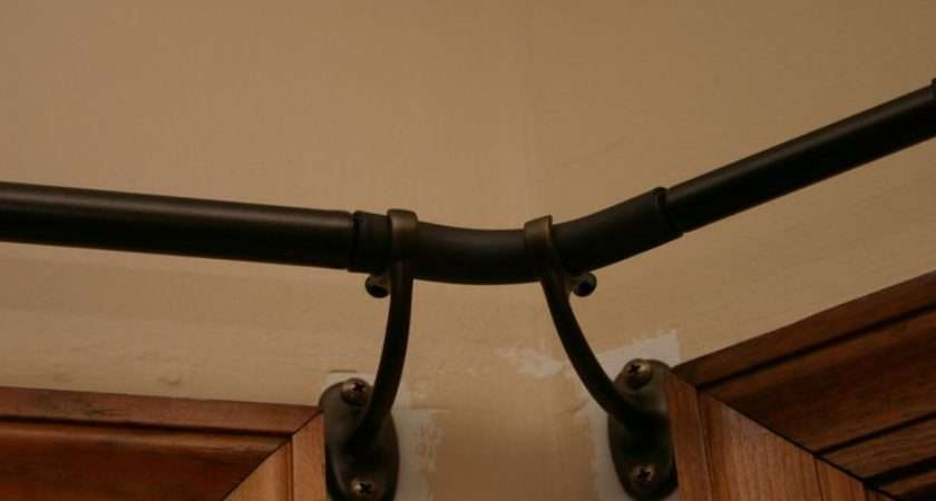 Umbra Solutions Bayview Flexible Bay Window Curtain Rod Review Good