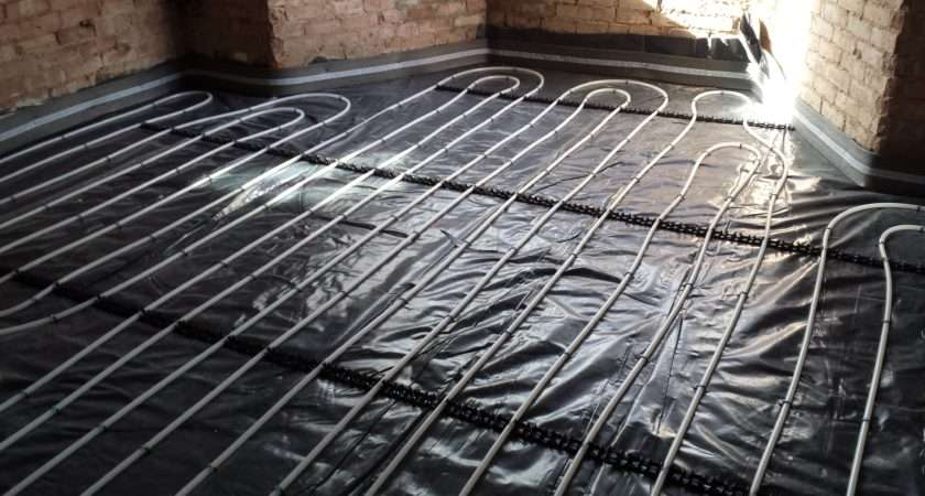 Under Floor Heating Underfloor