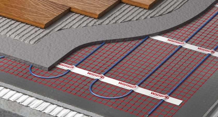 Underfloor Heating Products Warmup