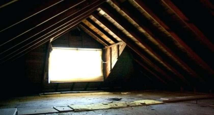 Unfinished Attic Lighting