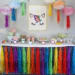 Unicorn Party Decorations Food Events Celebrate