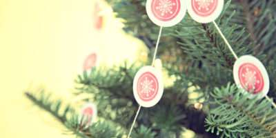 Unify Handmade Christmas Tree Ornaments
