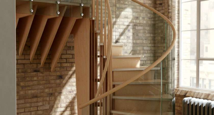 Unique Creative Staircase Designs Modern Homes