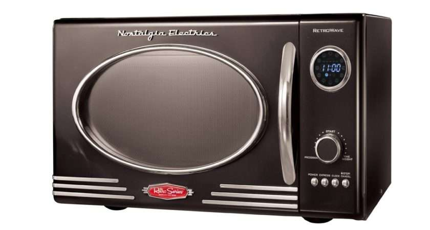 Unique Microwave Ovens Which Add Touch Style