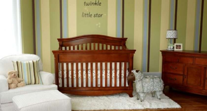 Unisex Baby Bedroom Decoration Ideas