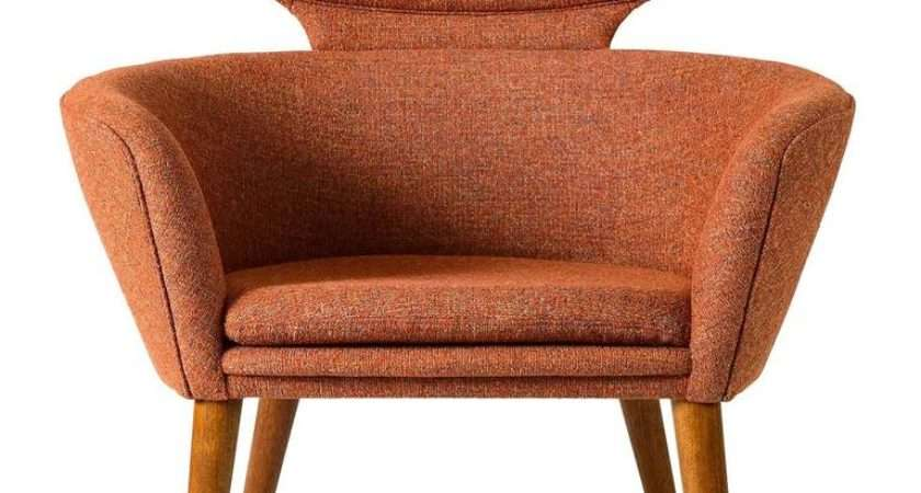 Unusual Danish Lounge Chair Sale Stdibs