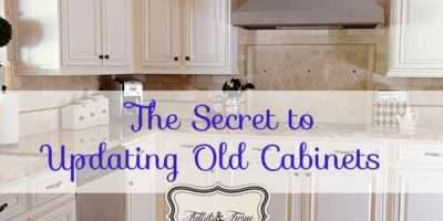 Updating Builder Grade Kitchen Cabinets Tidbits Twine