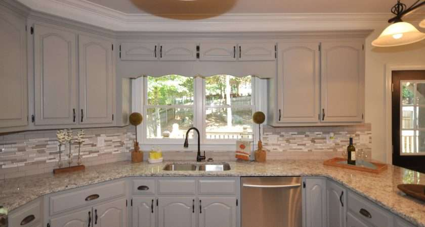 Updating Kitchen Cabinets Without Replacing Them Home Design