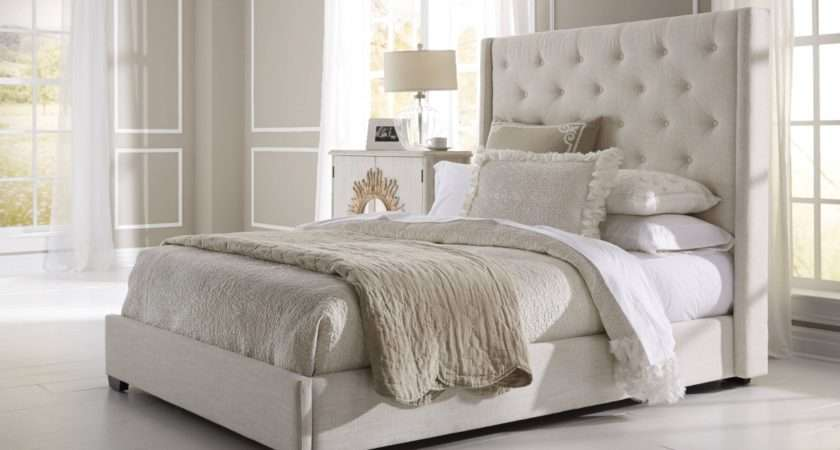 Upholstered Bed Bedrooms Classy Home Best Deal Furniture