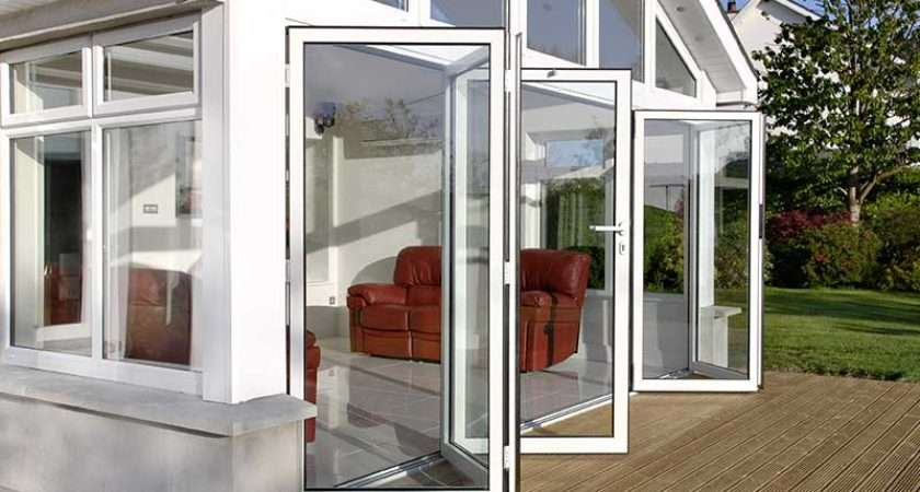 Upvc Bifold Doors London South East Albion Windows