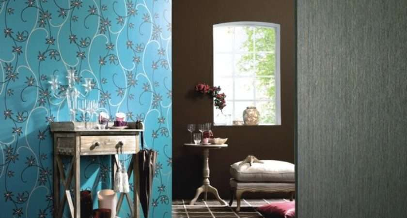 Using Brown Teal Your Living Room